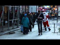 Funny NSA Spying Santas Spoof ACLU source