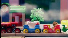 Sesamstraat lied: trein