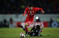 Gonçalo Guedes, SL Benfica. Transfere-se para o PSG por 30 milhões de euros. BOA SORTE CAMPEÃO!!! Também será TETRA!!!!