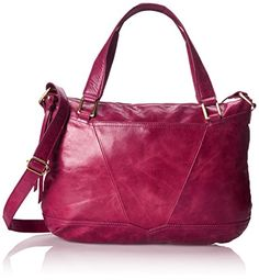 HOBO Hobo Vintage Rhoda Cross Body Handbag Merlot One Size ** Details can be found by clicking on the image. (This is an Amazon affiliate link)
