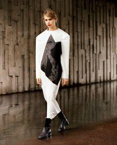 Cara Delevingne by Alasdair McLellan for Purple Fashion Fall Winter 2012