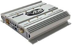 Lanzar - Vibe 700 Watt Mono Block Mosfet Digital Amplifier, As Shown Car Audio Amplifier, Digital