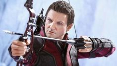 Avengers 2: nuova action figure Hot Toys di Hawkeye