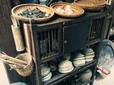 Restaurant Concept, Cafe Restaurant, Restaurant Design, Vintage Room, Vintage Decor, Ancient Chinese Architecture, Architecture Old, Vintage Coffee Shops, Chinese Interior