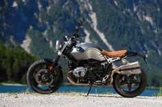 BMW R nineT Scrambler #motorcycles #scrambler #motos | caferacerpasion.com