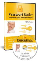 PasswortButler  Das professionelle Tool mit dem sie Ihre Passwörter sicher und effizient verwalten.    Passwort-Butler - das professionelle Passwort-Tool für alle die Ihre Passwörter sicher und effizient verwalten möchten.  EUR 37,-