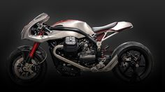 The world's best Cafe Racers, Bobbers, Street Trackers, Classic and Custom motorcycle news and reviews.