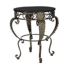 Safavieh AMH4048A Karen Side Table