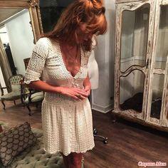 Платье хлоя ванессы монторо