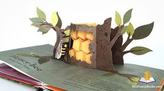 Welcome to the Neighborwood Pop-Up Book by Paper Engineer Shawn Sheehy. Photo 4