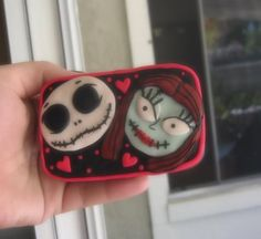 Nightmare before christmas altoids tin!! Im kinda proud!