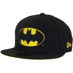 New Era Character Basic Cap Batman black/yellow ★★★★★