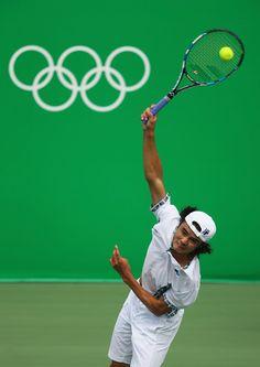 Taro Daniel Photos - Tennis - Olympics: Day 6 - Zimbio