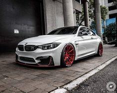 BMW M4 Bmw M4, Custom Bmw, Custom Cars, Cool Sports Cars, Sport Cars, Dream Cars, Bmw White, Carros Bmw, Bmw Wallpapers