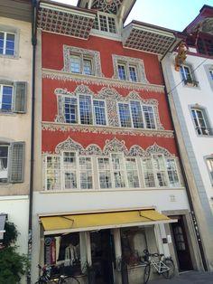 Nice House Altstadt Aarau Switzerland Switzerland, Travel, Old Town, Viajes, Trips, Traveling, Tourism, Vacations