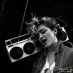 madonna music from the 80s -