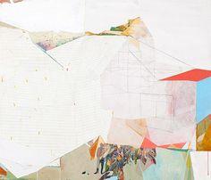 Wonderful paintings by Andy Curlowe, found on BOOOOOOOM! art blog