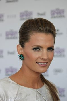 """Stana Katic, from the TV show """"Castle"""""""