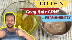 grey hair remedies Your hair can become grey because of several reasons. Here are the top 15 natural home remedies for grey hair treatment with images which are definitely help to you. Grey Hair Natural Remedy, Grey Hair Home Remedies, Remedy For White Hair, Natural Hair Regrowth, Hair Remedies For Growth, Natural Home Remedies, Natural Hair Styles, Natural Beauty, Causes Of White Hair