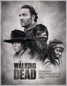 Best show on TV Walking Dead Sundays at 9 pm
