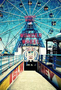 Coney Island flickr pool