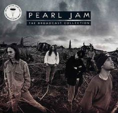 Pearl Jam The Broadcast Collection vinyl LP