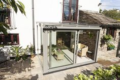 Lean To Conservatories   Modern, Glass Lean To Extensions   Apropos Conservatories