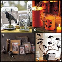 Dollar Store Crafter: Halloween Decorating Craft Ideas