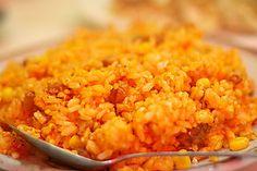 Receta de Arroz a la naranja de dificultad Fácil para 4 personas lista en 30 minutos.