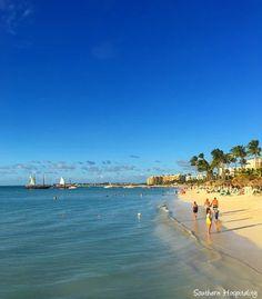 Experiencing Aruba - Southern Hospitality