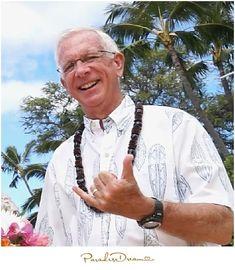 Pastor David Courson, Christian Wedding Ceremony Maui, Maui Minister, www.mauiminister.com