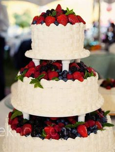 7 Pretty Patriotic Cakes for the Fourth of July! More