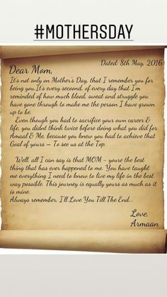 Dear Mom, My Person, My World, Growing Up, My Life, Parents, Dairy, Heart, How To Make