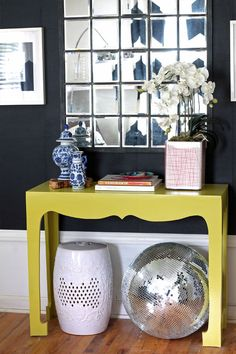 DIY $50 Console inspired by Bungalow5's Jacqui Desk | Also enter to win a $250 Home Depot Gift Card #BountyChallenge