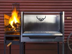 García is raising funds for Gaucho García: Argentine-style hardwood grills on Kickstarter! Modern design and craftsmanship meet old world tradition. A fully-adjustable hardwood grill with features you won't find anywhere else.