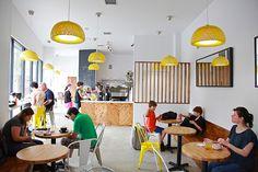 kimberly peck architect  : LARK CAFE