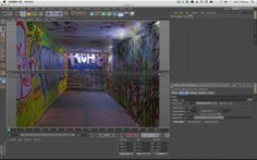 Camera mapping with Cinema 4D R14 on Vimeo