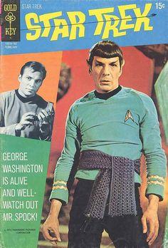 Star Trek Gold Key Comics
