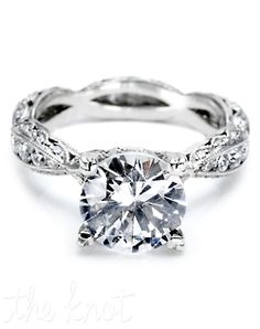 Love Love Love. Tacori 2578 RD 9 2578 RD 9 Engagement Ring