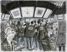 In today's art market, objects are created and judged like stocks. Illustration by Victor Juhasz, 2016. ©VICTOR JUHASZ