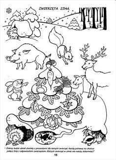 Használja a nyilakat, kapcsoló a lejátszott kép Arctic Animals, Forest Animals, Emotions Preschool, Fallen Book, Winter Wonder, Preschool Worksheets, School Projects, Kids And Parenting, Coloring Pages