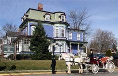 The Everitt House, Hackettstown, NJ