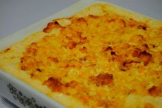 Cooked casserole 13