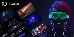 Buy Plaxer - Gaming and eSports WordPress by ypromo on ThemeForest. Plaxer – Gaming and eSports WordPress Theme Plaxer is the High-powered WordPress Theme for Gaming, eSports, Streaming. Wordpress Template, Wordpress Free, Coming Soon Page, Lighting Logo, Web Themes, Blog Layout, 404 Page, Best Templates, Best Wordpress Themes
