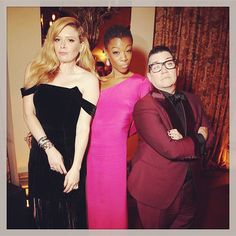 Orange is the New Black - Natasha Lyonne, Samira Wiley, and Lea DeLaria
