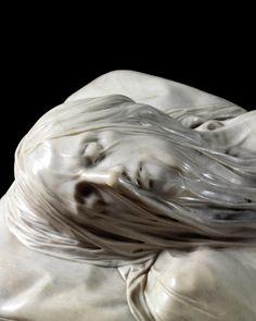 Cristo Velato (Veiled Christ) | Giuseppe Sanmartino | Cappella Sansevero, Naples