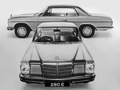 https://flic.kr/p/siByWj | 1972 Mercedes-Benz 280E & 280CE (W114)