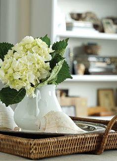 Simple Hydrangeas so beautiful