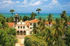 10 cidades históricas do Brasil