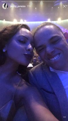 Jasmine and Anthony